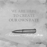 Titania / Antisystem - We Are Here To Create Own Fate