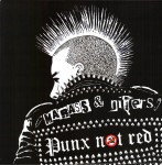 Marass & Niters - Punx Not Red EP