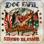Doc Evil / Strong Blossom ‎– Japan Vs Australia
