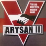 Arysan 2 - This is 1984