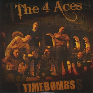The 4 Aces / Timebombs ‎– Orgoglio Infinito EP