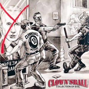 Clownsball - Collection of evil