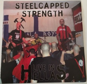 Steelcapped Strength ‎– Live In Hellas