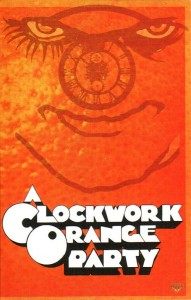 Various ‎– A Clockwork Orange Party MC